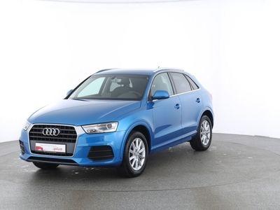 gebraucht Audi Q3 2.0 TDI sport Xenon Navigations-Paket SHZ