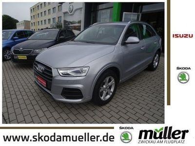gebraucht Audi Q3 2.0 TDI 184 PS Qauttro Sport,Xen.,