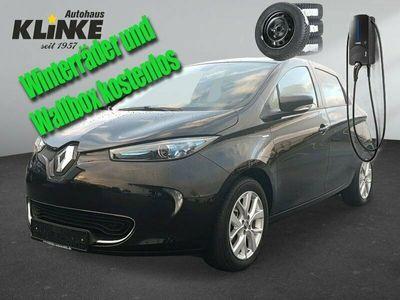 gebraucht Renault Zoe LIMITED R110 Mietakku Wallbox + Winterräder+Klima+Navi++PDC