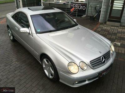 gebraucht Mercedes CL500 FACELIFT,SPORTP AMG RADSATZ,PANO,SOFTCLOS