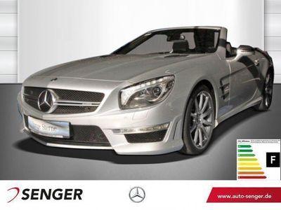 gebraucht Mercedes SL63 AMG AMG B&O,TV,ILS,Keyless,Panor Airscarf