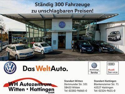 gebraucht VW Touran 1.4 TSI Join Navi 7Sitzer AHK ACC Blutooth