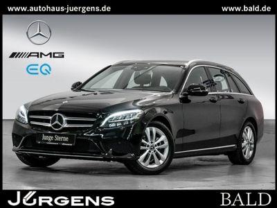 gebraucht Mercedes C180 T-Modell Avantgarde+Spur-P.+LED+Kamera