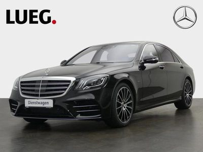 gebraucht Mercedes S560 e PANO+HUD+FAHRASS+360°+20'' AMG+Sitzklima