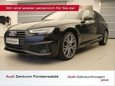 gebraucht Audi A4 Avant 35 TDI Stronic sport Sline LED NAVI