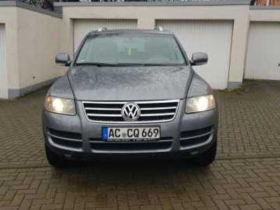 gebraucht VW Touareg 2.5 R5 TDI Automatik