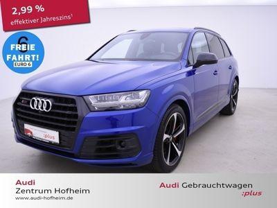 gebraucht Audi SQ7 4.0 TDI*EUPE 132.050*HUD*Tour*Matrix*Advance