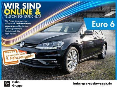 gebraucht VW Golf VII 2.0TDI EU6 Join DSG ACC Navi Sitzh PDC