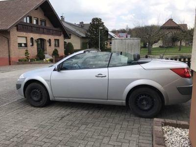 gebraucht Renault Mégane Cabriolet ( Silber)