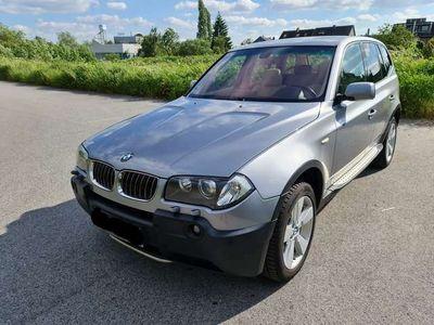 gebraucht BMW X3 3.0d Aut. Voll Voll