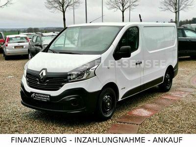 gebraucht Renault Trafic Kasten L1H1*KLIMA*AHK*1.HD*S-HEFT* als Van/Kleinbus in Penkow