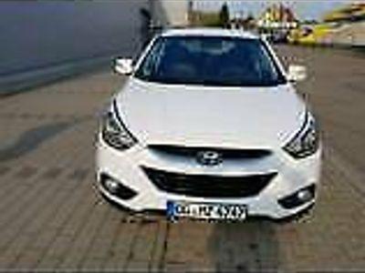 used Hyundai ix35 Klima Benzin LED