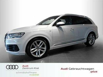 usata Audi Q7 S line 3.0 TDI quattro Tiptronic
