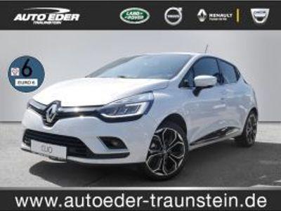 gebraucht Renault Clio IV 0.9 TCe 90 eco Intens ENERGY (Navi LED Klima Ei