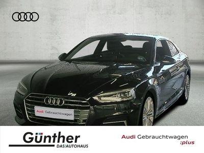 gebraucht Audi A5 Coupé Sport Coupe 2,0 TDI S TRONIC+LED+SOUND SYSTEM