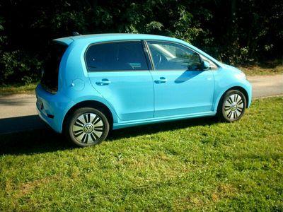 gebraucht VW e-up! Elektro, Werksgarantie, steuerfrei, 3 J. TÜV