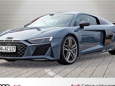 gebraucht Audi R8 Coupé V10 quattro S tronic performance LED Navi Leder GRA LM PDC