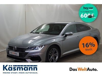 gebraucht VW Arteon R-Line 4Motion LED+NAVI+LEDER+ACC+PDC