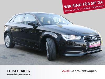 gebraucht Audi A3 Sportback g-tron Attraction 1.4 TFSI g-tron 81 kW (110 PS) 6-Gang