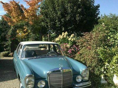 gebraucht Mercedes 250 Mercedes BenzSe, Bj.1966 Benziner mit...