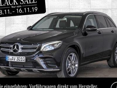 gebraucht Mercedes GLC250 4M AMG Pano Park AHK LED Spiegel -Pak.