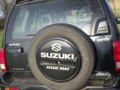 gebraucht Suzuki Grand Vitara 2.0 TD Comfort Limited