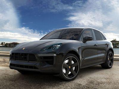 gebraucht Porsche Macan Turbo   Sport Chrono Paket  