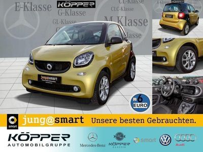 gebraucht Smart ForTwo Coupé 66 kW turbo twinamic