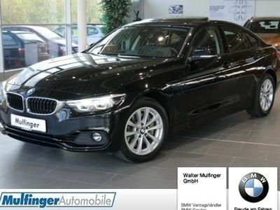 gebraucht BMW 440 i xDrive Gran Coupe Sport Line HUD AHK GSD HiFi