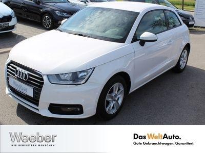 gebraucht Audi A1 1.0 TFSI PDC LM Klima
