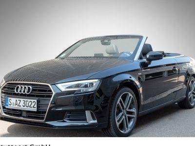 gebraucht Audi A3 Cabriolet sport 35 TFSI LED Automatik Sitzh.