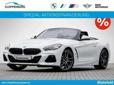 gebraucht BMW Z4 Roadster 2.0i M Sport Navi LED DAB SHZ PDC