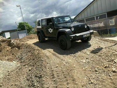 gebraucht Jeep Wrangler jk