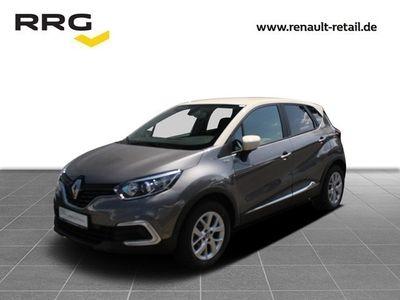 gebraucht Renault Captur LIMITED DELUXE TCe 90 Navigation, Einpark