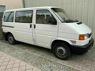 gebraucht VW T4 Bus/Kombi 2.5 TDI 75Kw,9-Sitze,Flügeltüren