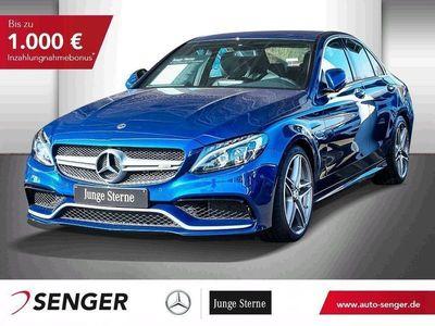 gebraucht Mercedes C63 AMG Mercedes-AMG