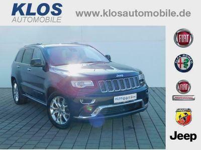 gebraucht Jeep Grand Cherokee 3.0 V6 MJET SUMMIT EURO6 AHK NAVI als SUV/Geländewagen/Pickup in Völklingen