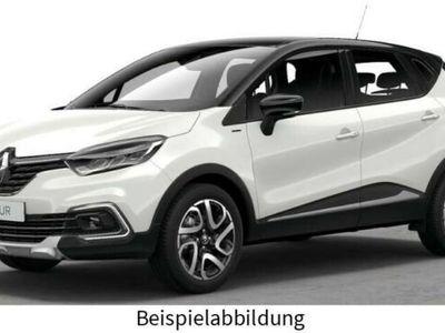 gebraucht Renault Captur TCe130 s&s Navi klimaut shzg P.sen alu16