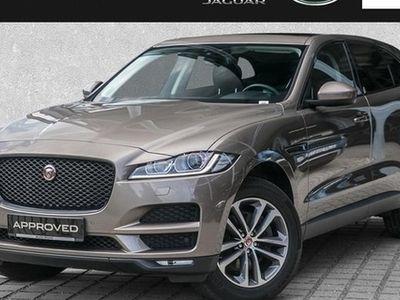 gebraucht Jaguar F-Pace F-PacePrestige 30d AWD - NP 70.135 EUR