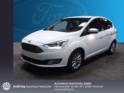 gebraucht Ford C-MAX 1.0 EcoBoost Start-Stopp-System Titanium 92 kW, 5-türig