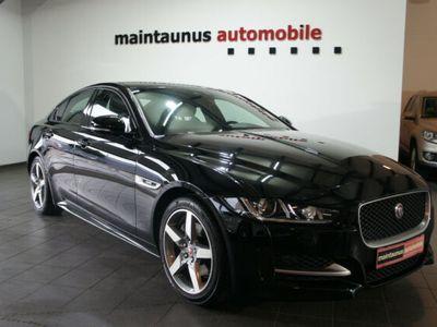 gebraucht Jaguar XE R-Sport *Bi-Xenon/Navi/Teilleder/PDC*