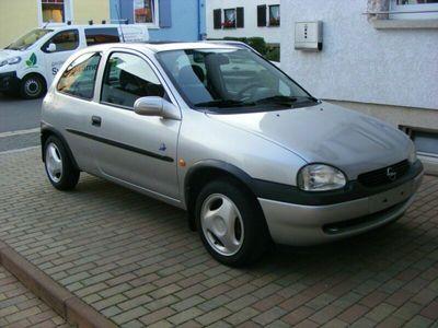 gebraucht Opel Corsa B Automatic,erst 110497 KM Tüv+Au NEU Guter Zustand!!