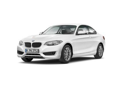 gebraucht BMW 218 i Coupe LM Lederlenkrad