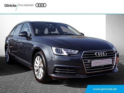 gebraucht Audi A4 Avant design 2.0 TDI Standheizung Tel.-Vorb. Multifunktionslenkrad Klimaautomatik
