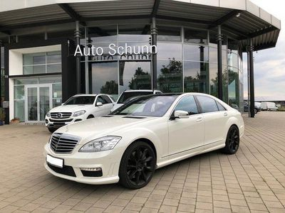 gebraucht Mercedes S63 AMG AMG LANG-DISTRONIC-DESIGNO-ENTERTAINMENT-