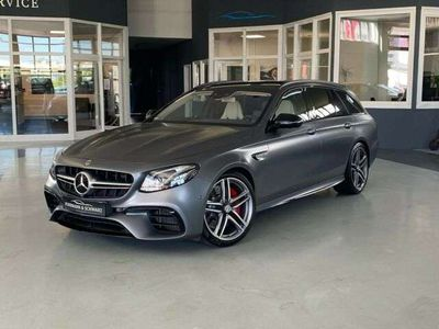 gebraucht Mercedes E63S AMG E 63 AMG AMG4Matic+ Perf.-Sitze,Night-Paket,Panora