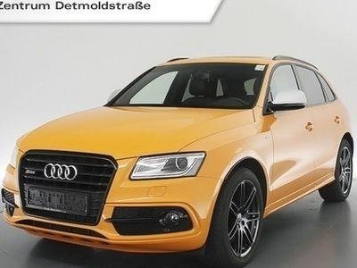 "gebraucht Audi SQ5 3.0 TDI qu. competition Assistenz Pano Standhz. 20"" Navi DAB tiptronic"