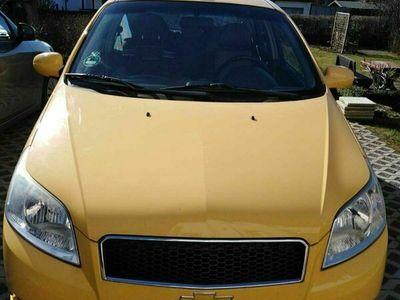 gebraucht Chevrolet Aveo als Limousine in Radevormwald