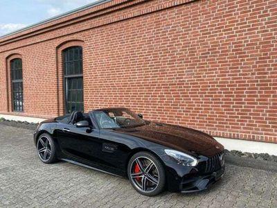gebraucht Mercedes AMG GT C Roadster Night-Paket Performance Sitz