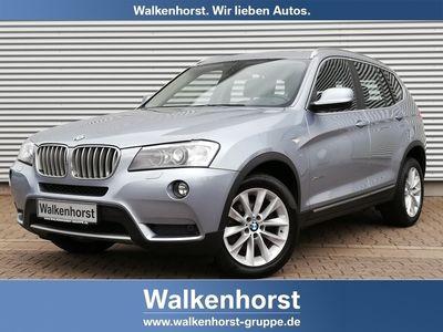 gebraucht BMW X3 xDrive30d Navi Komfortzugang PanoramaDach Klima HeadUp